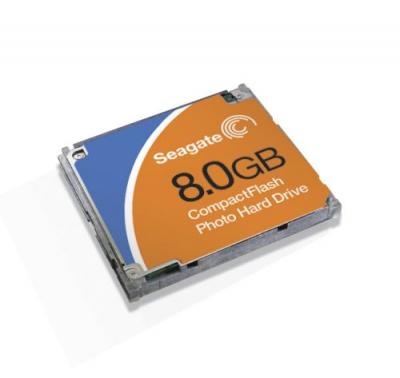 Seagate 8Gb Compact Flash