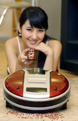 staubsauger roboter von lg. Black Bedroom Furniture Sets. Home Design Ideas
