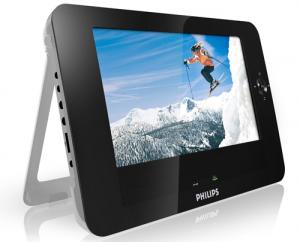 phillips tablet dvd
