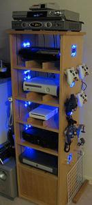 gamer rack